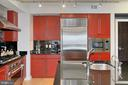 Kitchen - 1111 19TH ST N #2503, ARLINGTON