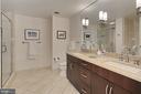 Master Bath - 1111 19TH ST N #2503, ARLINGTON