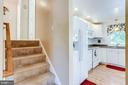 Come upstairs to find 3 bedrooms - 128 N GARFIELD RD, STERLING