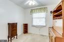 3rd bedroom or office space - 128 N GARFIELD RD, STERLING
