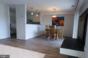 View of the beautiful opens space for gathering - 1004 WARWICK CT, STERLING