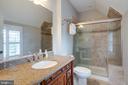 Bedroom #3 w/Private Bath - 41820 RESERVOIR RD, LEESBURG