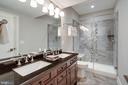 Lower Level Full Bath - 41820 RESERVOIR RD, LEESBURG