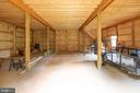 Main Level of Barn - 41820 RESERVOIR RD, LEESBURG