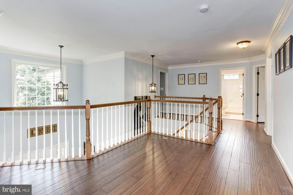 Upper Level Hall - 26048 IVERSON DR, CHANTILLY