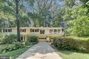 Wooded privacy at the end of a cul de sac! - 6811 WINTER LN, ANNANDALE