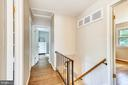 Hall to master. - 8327 STONEWALL DR, VIENNA