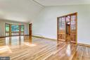 Pocket Doors to Living Room - 6811 WINTER LN, ANNANDALE