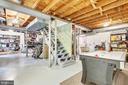 Spacious basement - 8327 STONEWALL DR, VIENNA
