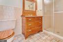 Vintage Vanity in Master Bath - 6811 WINTER LN, ANNANDALE