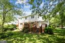 Gorgeous landscaping. - 8327 STONEWALL DR, VIENNA
