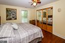 Good Closet Space in Master Bedroom - 16 UNION ST NW, LEESBURG