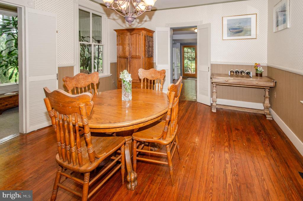 Dining Located just off Living Room & Kitchen - 16 UNION ST NW, LEESBURG