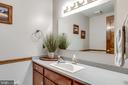 Main Level Half Bath - 1676 LOUDOUN DR, HAYMARKET