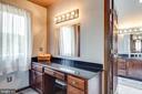 Extra Vanity before bathroom - 1676 LOUDOUN DR, HAYMARKET