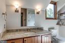 Full Bathroom inside 3rd Bedroom - 1676 LOUDOUN DR, HAYMARKET