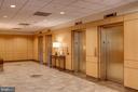 Lobby Elevators - 1211 S EADS ST #1705, ARLINGTON