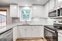 All New Stainless Steel Appliances - 8848 CREEKSIDE WAY, SPRINGFIELD