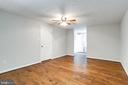 Master Bedroom View 2 - 8848 CREEKSIDE WAY, SPRINGFIELD