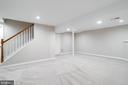 Rec Room Has Recessed Lights - 8848 CREEKSIDE WAY, SPRINGFIELD