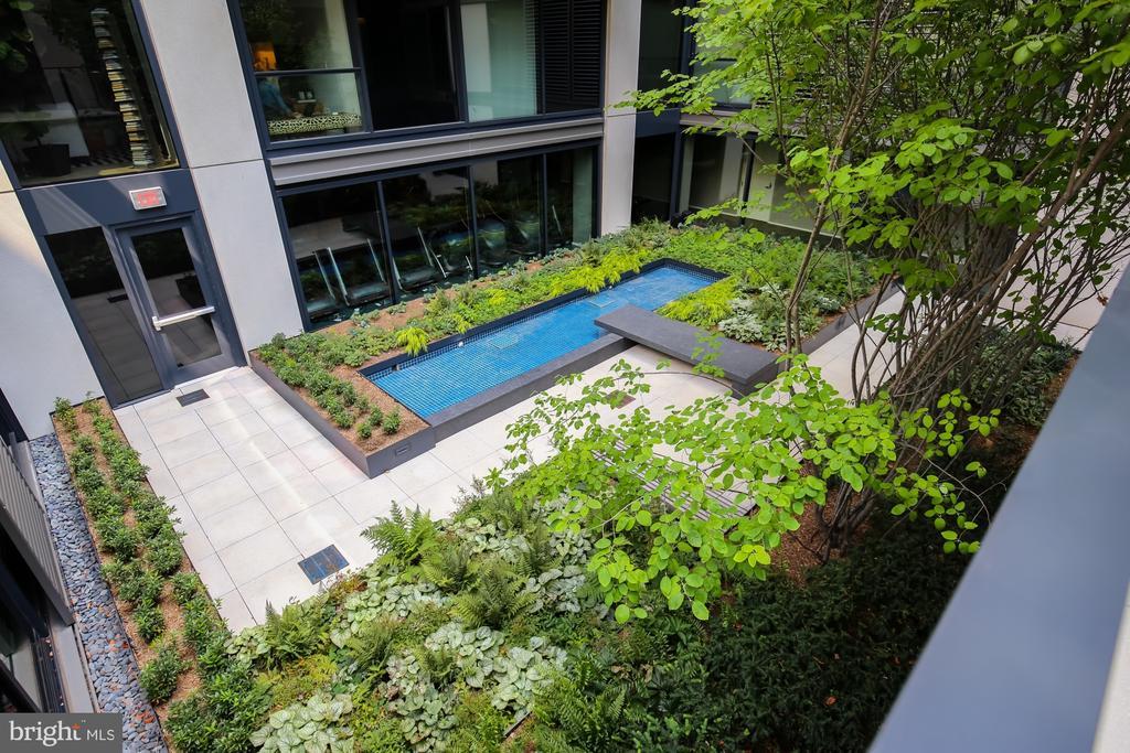 Courtyard - 920 I ST NW #715, WASHINGTON