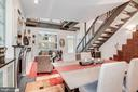 Dining to formal living - 520 1/2 13TH ST SE #A, WASHINGTON