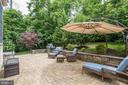 Patio furniture included in sale - 7142 DEGROFF CT, ANNANDALE