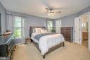 Master bedroom (bedroom #4) - 36040 WILDERNESS SHORES WAY, LOCUST GROVE