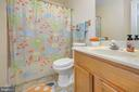 Up-staris hall bath - 36040 WILDERNESS SHORES WAY, LOCUST GROVE