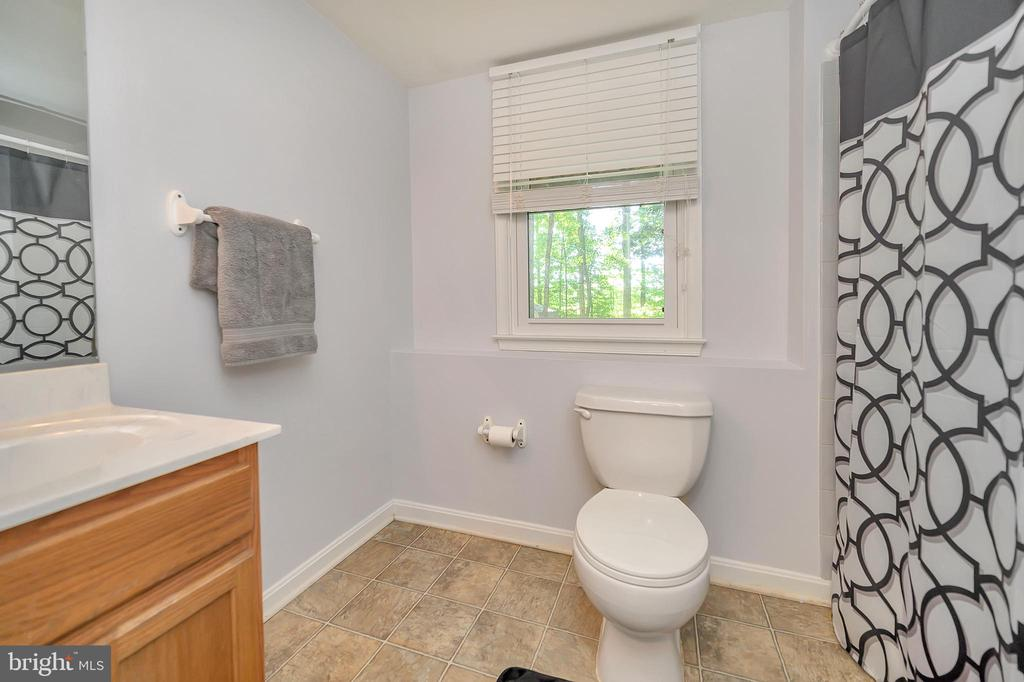 Down stairs bath room - 36040 WILDERNESS SHORES WAY, LOCUST GROVE