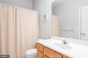 Full bathroom on main floor - 6033 SUMNER RD, ALEXANDRIA
