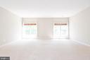 Spectacular amount of light in the primary bedroom - 6033 SUMNER RD, ALEXANDRIA