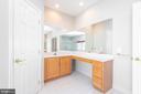 Primary bathroom with private water closet - 6033 SUMNER RD, ALEXANDRIA
