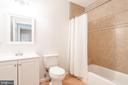 Basement full bathroom - 6033 SUMNER RD, ALEXANDRIA