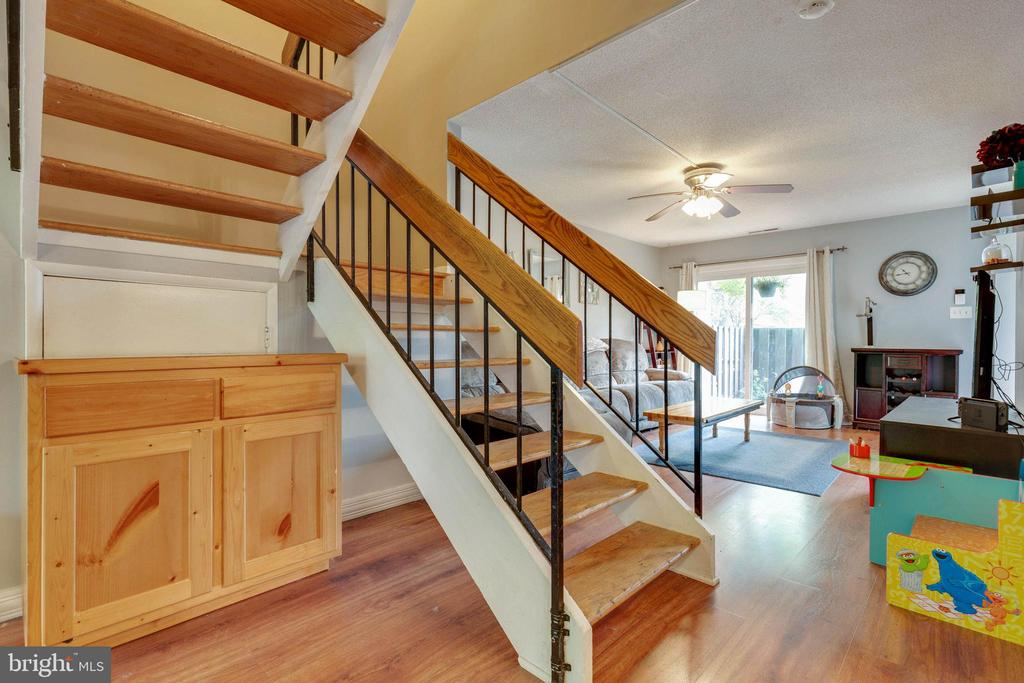Open floor plan - 1326 NORTHGATE SQ, RESTON