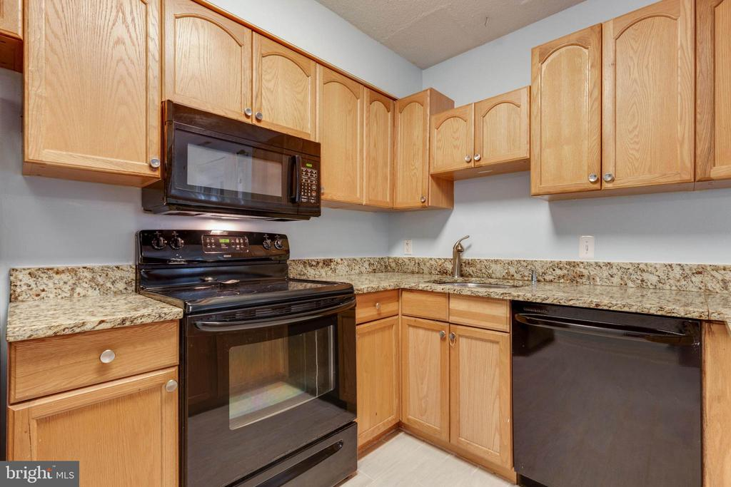 Granite counters - 1326 NORTHGATE SQ, RESTON