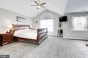 Master Bedroom Suite - 26048 IVERSON DR, CHANTILLY