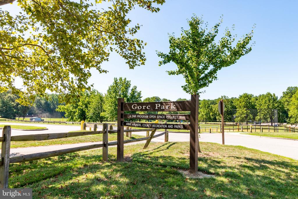 Gorc Park within walking distance - 1302 WANETA CT, ODENTON