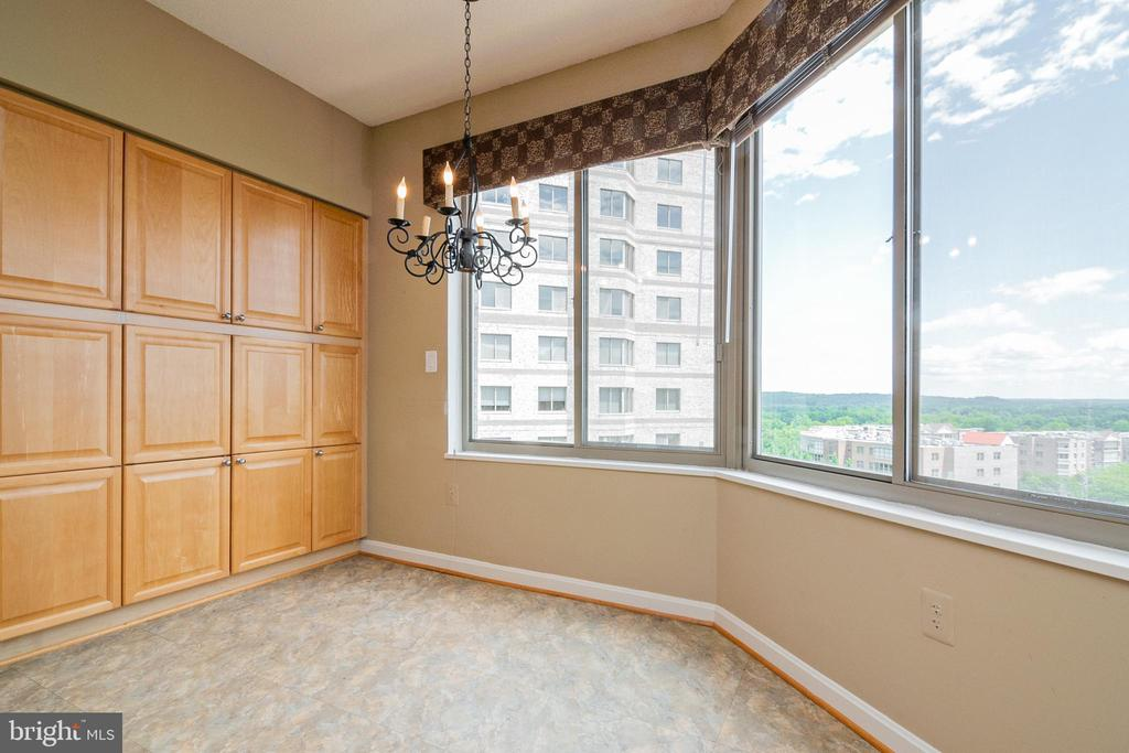 Great view to enjoy your morning coffee - 19365 CYPRESS RIDGE TER #417, LEESBURG