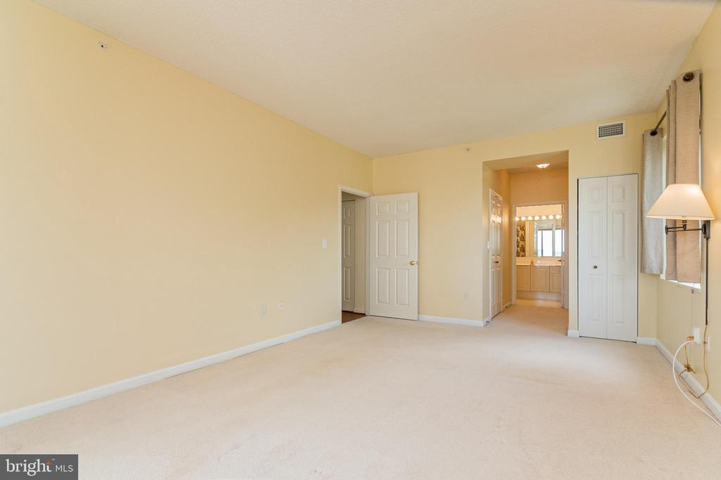 Owner's Suite is large and sunny - 19365 CYPRESS RIDGE TER #417, LEESBURG