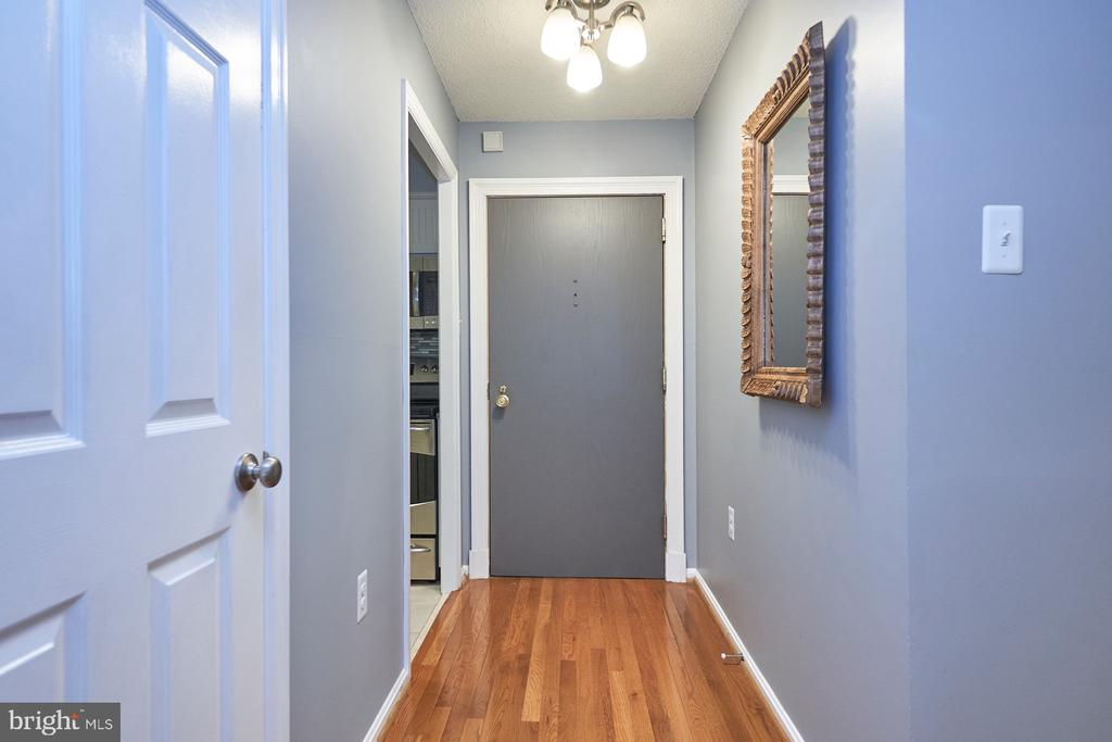 Entryway - 1301 N COURTHOUSE RD #916, ARLINGTON
