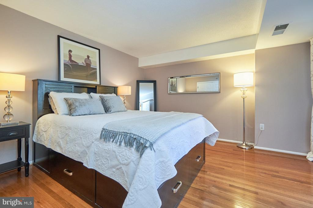 Bedroom - 1301 N COURTHOUSE RD #916, ARLINGTON