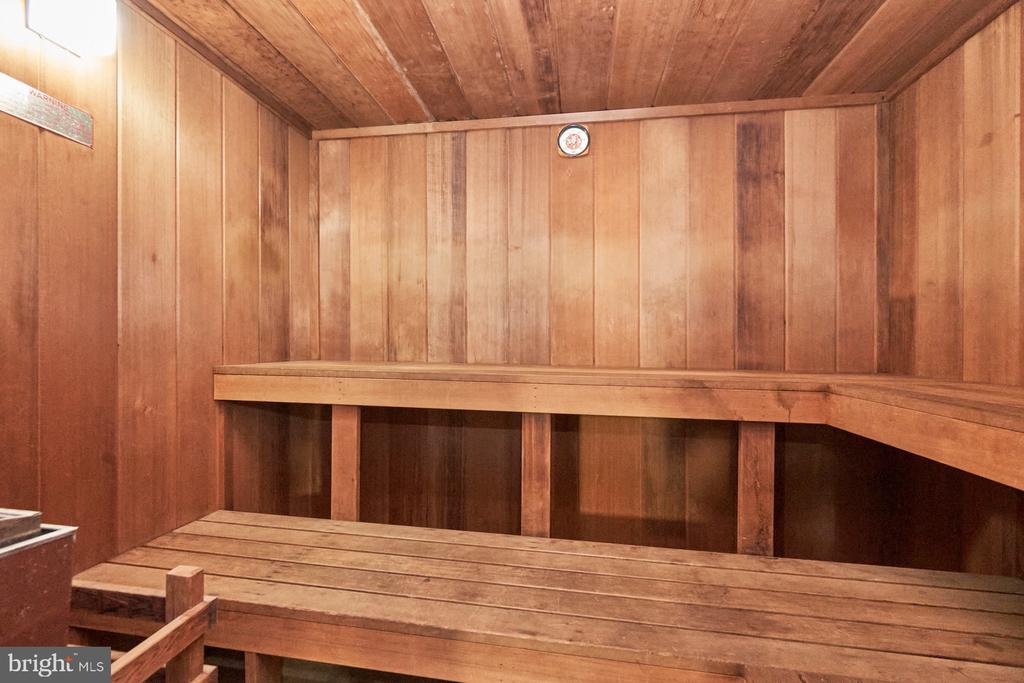 Sauna - 1301 N COURTHOUSE RD #916, ARLINGTON
