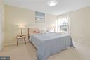 Bedroom #1 - Spacious, Bright, Walk-In Closet! - 1931 WILSON LN #102, MCLEAN