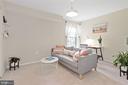Bedroom #2 - Large, New Carpet, Bright, Versatile! - 1931 WILSON LN #102, MCLEAN