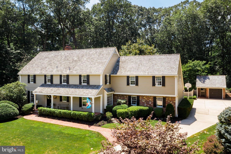Single Family Homes für Verkauf beim Cherry Hill, New Jersey 08034 Vereinigte Staaten