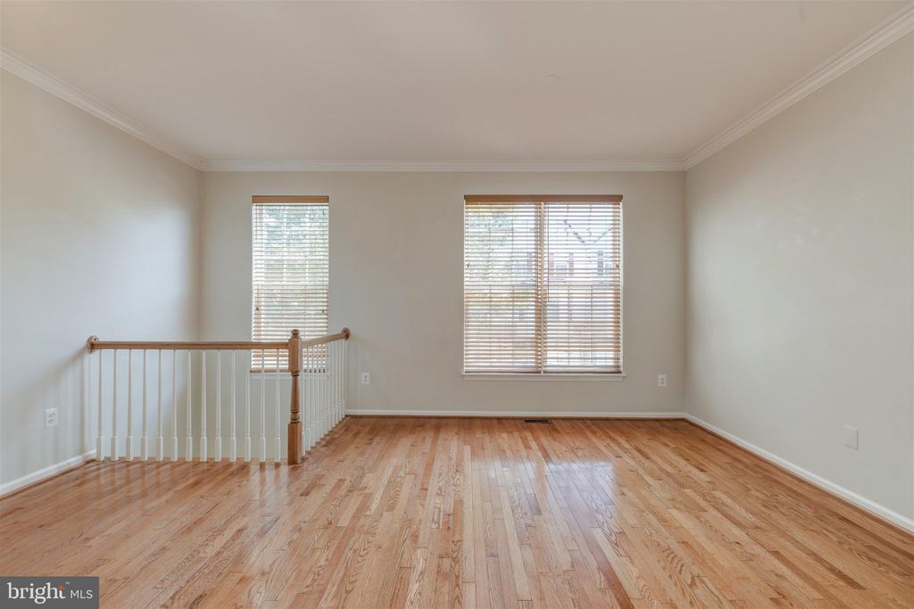 Living Room - 6948 BANCHORY CT, ALEXANDRIA