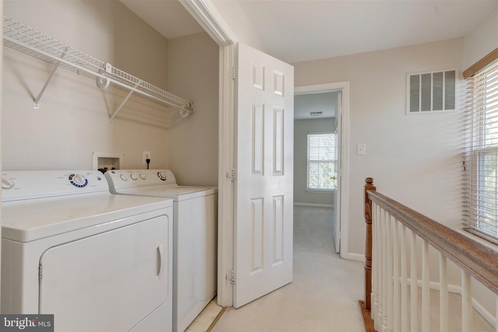 Laundry - 6948 BANCHORY CT, ALEXANDRIA