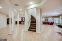 Spacious Lower Level - 11604 TORI GLEN CT, HERNDON