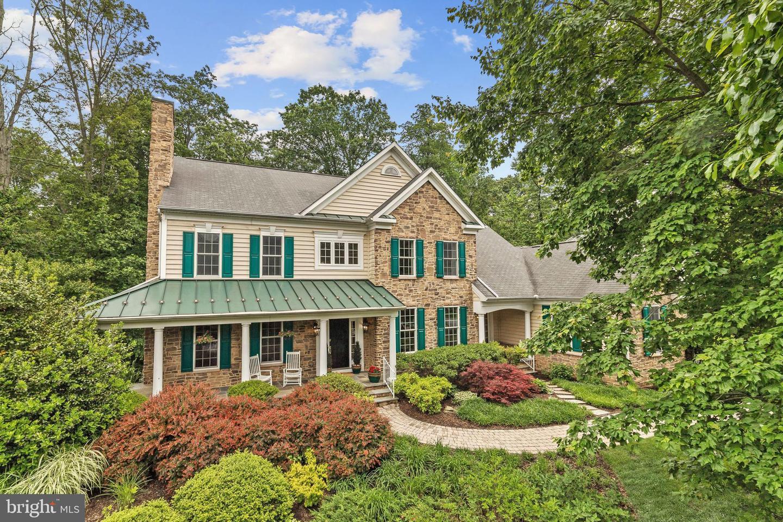 Single Family Homes per Vendita alle ore Ellicott City, Maryland 21042 Stati Uniti